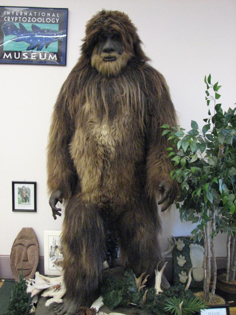Bigfoot | Cabesploration!