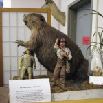 Giant Beaver and Indiana Jones